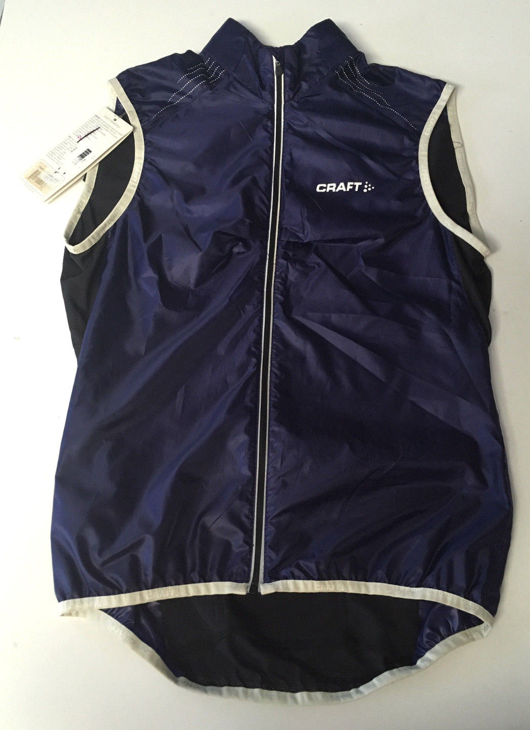 Medium Craft Women's Full Zip Cycling Vest