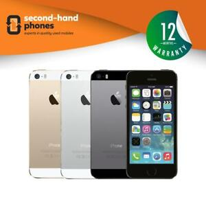 Apple-iPhone-5S-16GB-32GB-64GB-Unlocked-SIM-FREE-Gold-Silver-Space-Grey