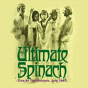 Ultimate Spinach Live At The Unicorn Cd New Ebay