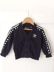 0632e3cef Détails sur Veste Adidas collection Pharrell Williams - fille 9/12 mois