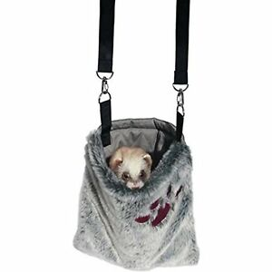 ROSEWOOD-SNUGGLES-SNOOZE-CARRY-FERRET-RAT-SMALL-ANIMAL-CARRIER-TRAVEL-BAG-19601