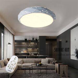 Das Bild Wird Geladen 18W 64W LED Deckenleuchte Dimmbar Deckenlampe Wandlampe Flurlampe