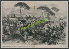 Anton Hoffmann dt. Korps 12. Isonzoschlacht K.u.K. Pinzano Latisana Italien 1917