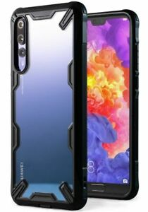 Ringke-Huawei-P20-Pro-Case-FUSION-X-Ergonomic-Transparent-Military-Drop-Tested