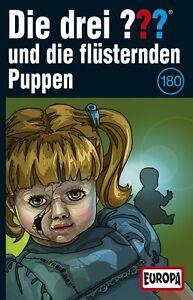 DIE-DREI-180-UND-DIE-FLUSTERNDEN-PUPPEN-MC-KASSETTEN-NEU