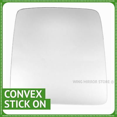Left Passenger Side Wing Mirror Glass CONVEX Vauxhall COMBO MK2 2001-2011