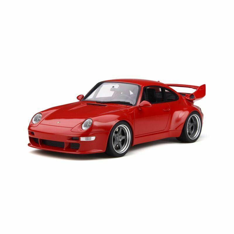 1 18 GT Spirit Otto Porsche 911 993 Gunther Werks 400R rosso GT210