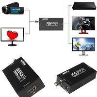 Sdi To Hdmi Converter Sd-sdi/hd-sdi/3g-sdi To Hdmi Adapter Supports 720p 1080p
