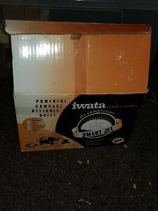 Iwata Studio Series IS-850 Smart Jet Air Compressor boxed
