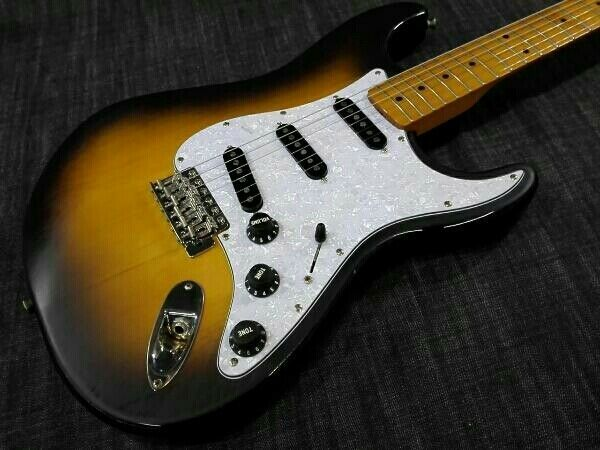Fender MEXICO STRATOCASTER JAPAN beautiful rare EMS F S