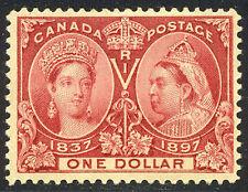 CANADA #61 Mint BEAUTY - 1897 $1.00 Jubilee