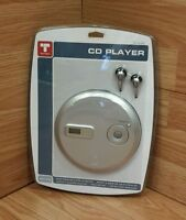 Trutech (t100-cd) Personal Portable Cd Player With Earbuds (057 04 0800)
