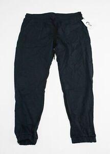"Zyia Active Women's Peak Zipper Jogger (Short) 24"" LA1 Navy Medium"