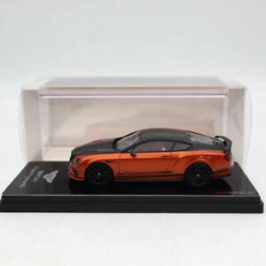 TSM-1-43-Bentley-Continental-Super-Deporte-2017-Onyx-en-naranja-llama-limitada