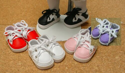 Doll Shoes 50mm PINK Custom Sporty Shoes for Little Darling Unisex Others