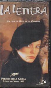 LA-LETTERA-VHS-NUOVA-SIGILLATA-MANOEL-DE-OLIVEIRA-RARA