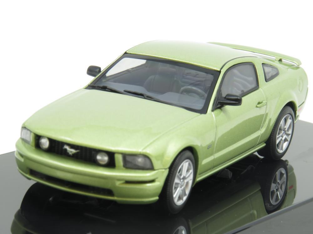 Autoart 52761 Ford Mustang Gt 2005 Auto Auto Auto Show Version Legende Kalk 1 43 Maßstab d70e3e