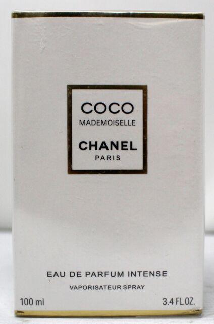 Chanel Coco Mademoiselle Eau De Parfum Intense Spray, 3.4 oz.