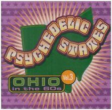 VA - Psychedelic States Ohio in The'60s Vol.3, CD Neu