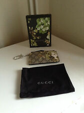 Gucci GG Green Blooms Key Case FINAL PRICE