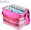 miniature 11 - School-Lunch-Bag-Reusable-Insulated-Lunch-Box-Bag-for-Women-amp-Men-Kids