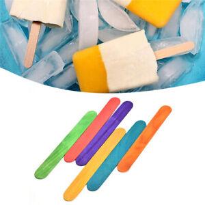Palo-de-helado-De-madera-de-colores-Palitos-de-helado-Herramientas-de-pastel