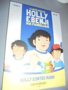 DVD-N-19-LA-SERIE-COMPLETA-HOLLY-E-BENJI-DUE-FUORICLASSE-HOLLY-CONTRO-MARK