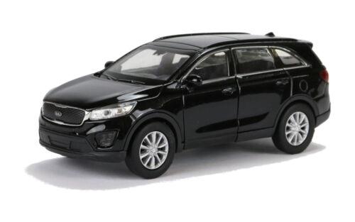 Kia Sorento Modellauto 1:40 12cm SUV Welly Modell Auto Van Spielzeug NEU