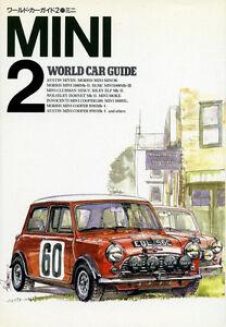 Book Mini Wcg2 Rover Austin Morris Minor Mkll Cooper S Mayfair