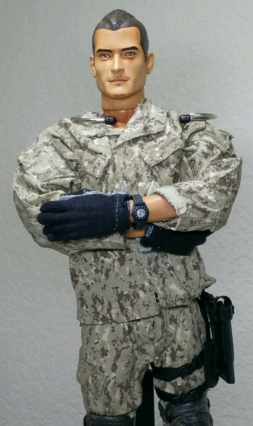 HOT TOYS 1 6 U.S. MARINE 1ST FLEET ANTI-TERRORISM SECURITY TEAM FAST