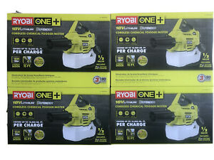 RYOBI 18V Lithium-Ion Cordless Fogger/Mister with 2.0 Ah Battery and Charger