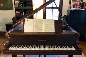 Baldwin C grand piano