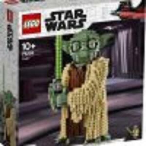 LEGO-75255-STAR-WARS-YODA-1771-PEZZI-10-ANNI-NUOVO-SIGILLATO