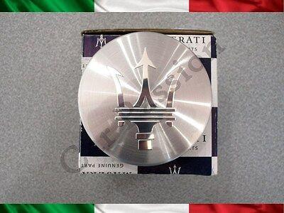 1 COPRIMOZZO ORIGINALE ALFA ROMEO 50mm MITO 147 156 GT STEMMA BORCHIA hub cap