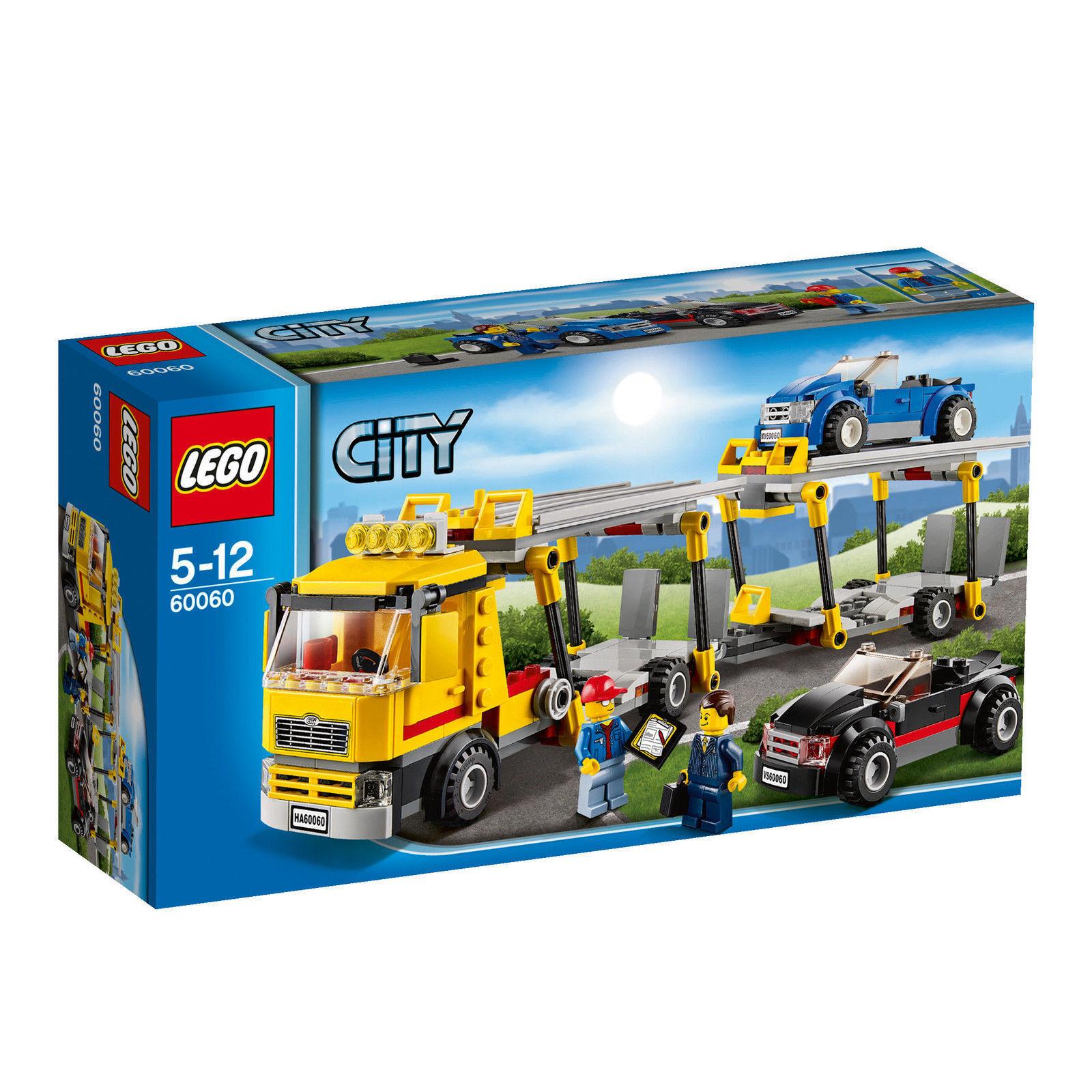 LEGO 60060 City Autotransporter neu und ungeöffnet top