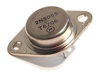 Pair Of Original Genuine 2N3716 2N3792 Amplifier Motorola Transistor USA Seller