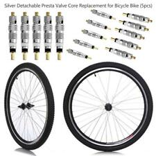 10Pcs Silver Replacement French Presta Valve Core For Bicycles Bike ToolODUS