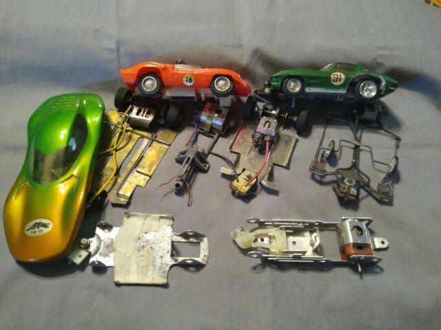 1/32 Slot Car Lot