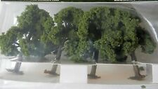 DECIDUOUS MODEL TREES by JTT, SCENERY FOR MODEL RAILWAY HO SCALE & WARGAMES