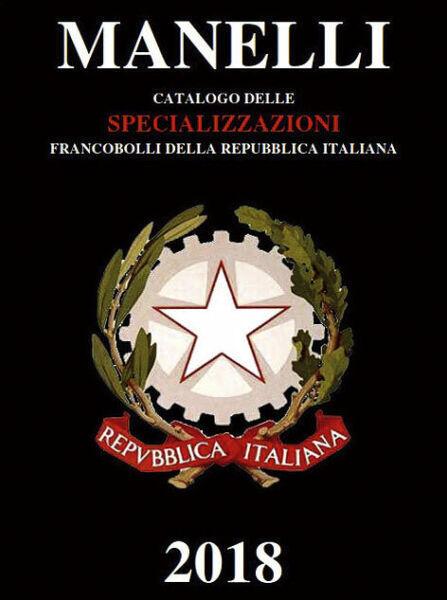 2018 Catalogo Manelli Specializzazioni Italia Paquet éLéGant Et Robuste
