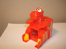 Happy Meal-O-Don 1991 McDino Changeables 1 Pc. McDonald's Toy Cake topper