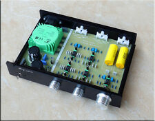 Linkwitz-Riley Crossover 2-Way electrical frequency divider Preamp 4 ways output