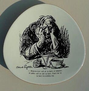 Knabstrup Denmark Design Johannes Hansen Ceramics Wall Plate Collection Plate