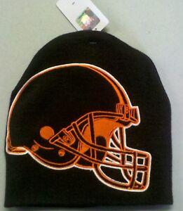 Cleveland Browns Knit Beanie Toque Winter Hat Skull Cap - BIG LOGO ... 8844034c1