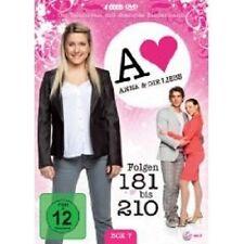 ANNA UND DIE LIEBE - BOX 7 (FOLGEN 181-210) 4 DVD NEU