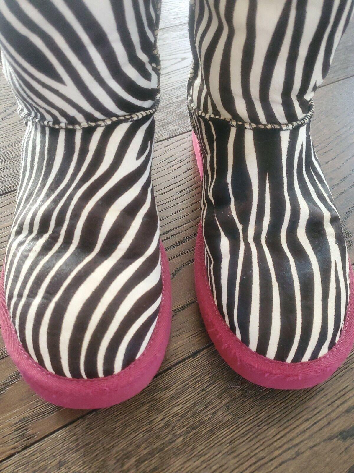 UGG Zebra Boots - image 7