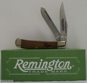 "NEW Remington R19974 MINI TRAPPER 870 Series Folding Knife 3"" USA Great Gift!"