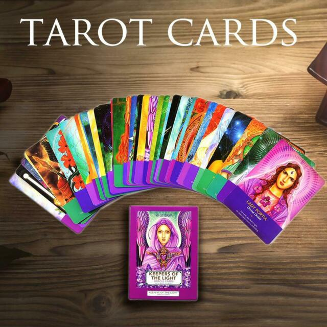 Sheets Oracle Cards 44 Card Keepers Tarot Games Of The