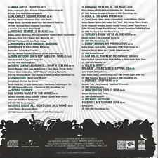 RARE 80S CD ABBA michael sambello ROCKWELL irene cara DEBARGE tiffany NEWEDITION