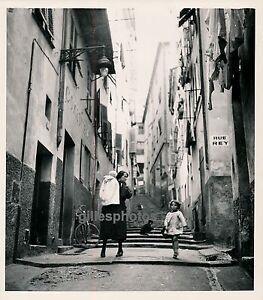 Nice C. 1935 - Rue De La Vieille Ville Alpes-maritimes - Div 2111 0mwvynnr-07235219-995746180